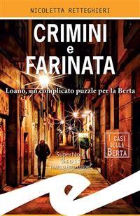 Cover Crimini e farinata