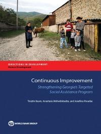 Cover Continuous Improvement