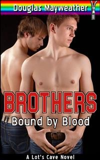Cover Brothers Bound by Blood