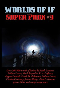 Cover Worlds of If Super Pack #3