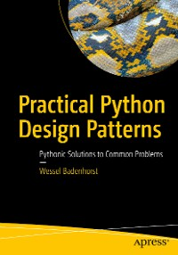 Cover Practical Python Design Patterns