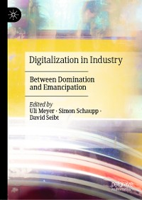 Cover Digitalization in Industry