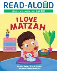 Cover I Love Matzah