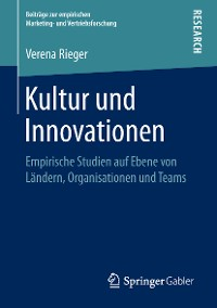 Cover Kultur und Innovationen