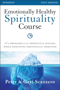 Cover Emotionally Healthy Spirituality Course Workbook