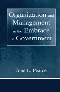 Cover Organization and Management in the Embrace of Government