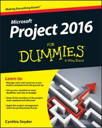 Cover Project 2016 For Dummies
