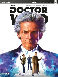 Cover Doctor Who: The Lost Dimension: Omega