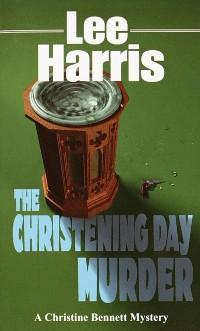 Cover Christening Day Murder