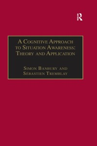 Cover Cognitive Approach to Situation Awareness: Theory and Application