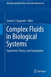 Cover Complex Fluids in Biological Systems