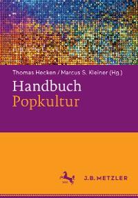 Cover Handbuch Popkultur