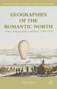 Cover Geographies of the Romantic North