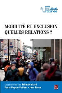 Cover Mobilite et exclusion, quelles relations?