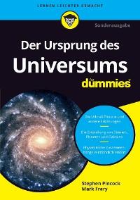 Cover Der Ursprung des Universums für Dummies