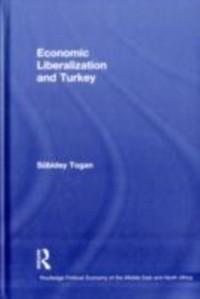 Cover Economic Liberalization and Turkey