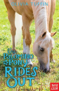 Cover The Palomino Pony Rides Out