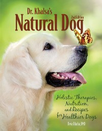 Cover Dr. Khalsa's Natural Dog