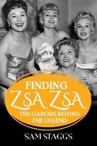 Cover Finding Zsa Zsa