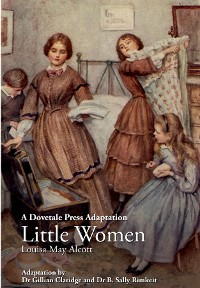 Cover A Dovetale Press Adaptation of Little Women by Louisa May Alcott
