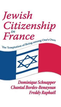 Cover Jewish Citizenship in France