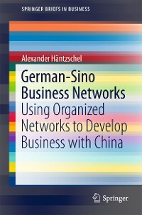 Cover German-Sino Business Networks