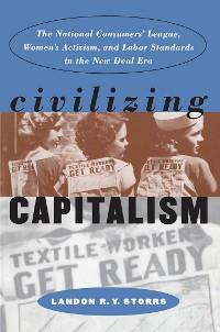 Cover Civilizing Capitalism