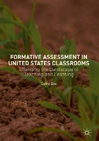 Cover Formative Assessment in United States Classrooms