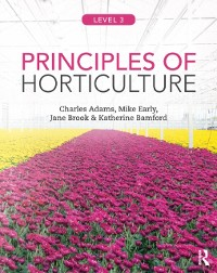 Cover Principles of Horticulture: Level 3