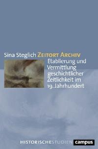 Cover Zeitort Archiv