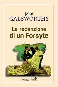 Cover La redenzione di un Forsyte