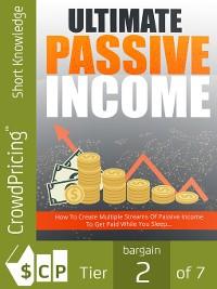 Cover Ultimate Passive Income