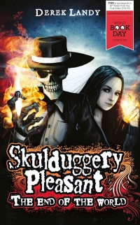 Cover End of the World (Skulduggery Pleasant)