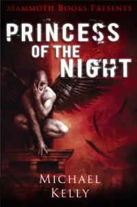 Cover Mammoth Books presents Princess of the Night
