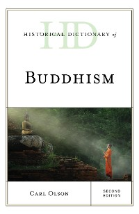 Cover Historical Dictionary of Buddhism