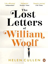 Cover The Lost Letters of William Woolf