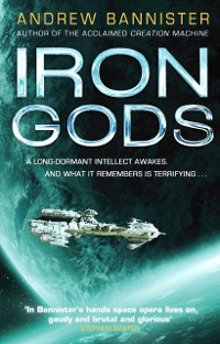 Cover Iron Gods