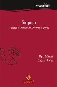 Cover Saqueo