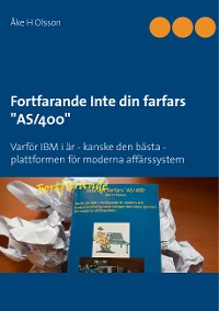 "Cover Fortfarande Inte din farfars ""AS/400"""