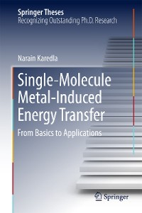 Cover Single-Molecule Metal-Induced Energy Transfer