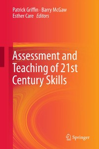 Cover Assessment and Teaching of 21st Century Skills