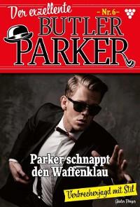 Cover Der exzellente Butler Parker 6 – Kriminalroman