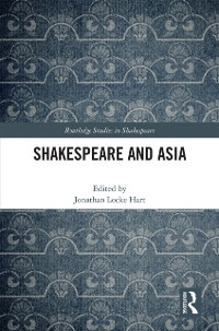 Cover Shakespeare and Asia