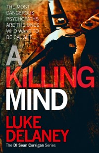 Cover Killing Mind (DI Sean Corrigan, Book 5)