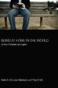 Cover Being at Home in the World