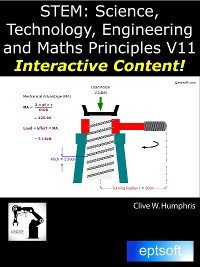 Cover STEM Science, Technology, Engineering and Maths Principles V11