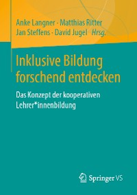 Cover Inklusive Bildung forschend entdecken