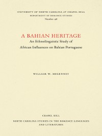 Cover A Bahian Heritage