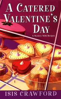 Cover A Catered Valentine's Day