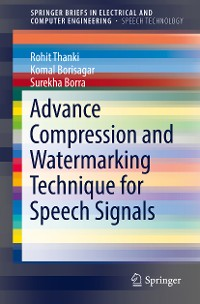 Cover Advance Compression and Watermarking Technique for Speech Signals